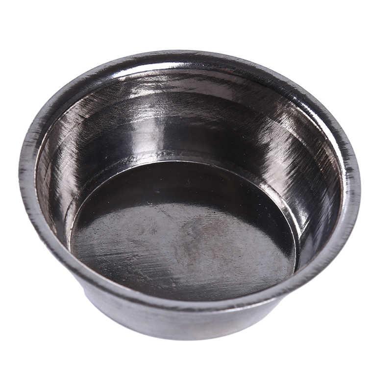 Filtro de malla redonda de acero inoxidable para té, mango de filtro de hojas de té sueltas, utensilios de cocina, colador de té