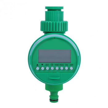 Electronic Garden Watering Timer Lcd Display Garden Automatic Irrigation Controller Intelligence Valve Watering Control Device 1