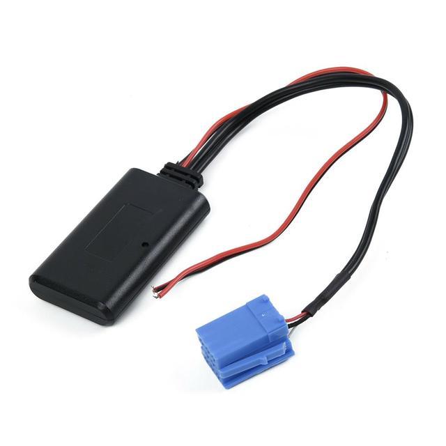 Adaptateur Bluetooth pour Alfa Romeo | Câble, Aux Aux musique, pour voiture, 147 156 159
