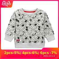 2019 enfants T-shirt garçons T-shirt filles sweat automne T-shirt automne hauts Koszulka Roupa Menina Enfant vêtements Camiseta Mickey Enfant