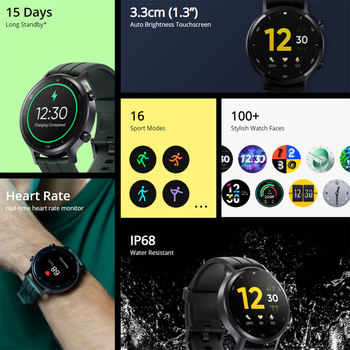 Часы Realme Watch S