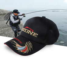 New DOZONE Mesh Cap High Quality Fishing Cap Anti-UV Ventilation Fishing Hat Offshore Angling Hat Professional Platform Cap