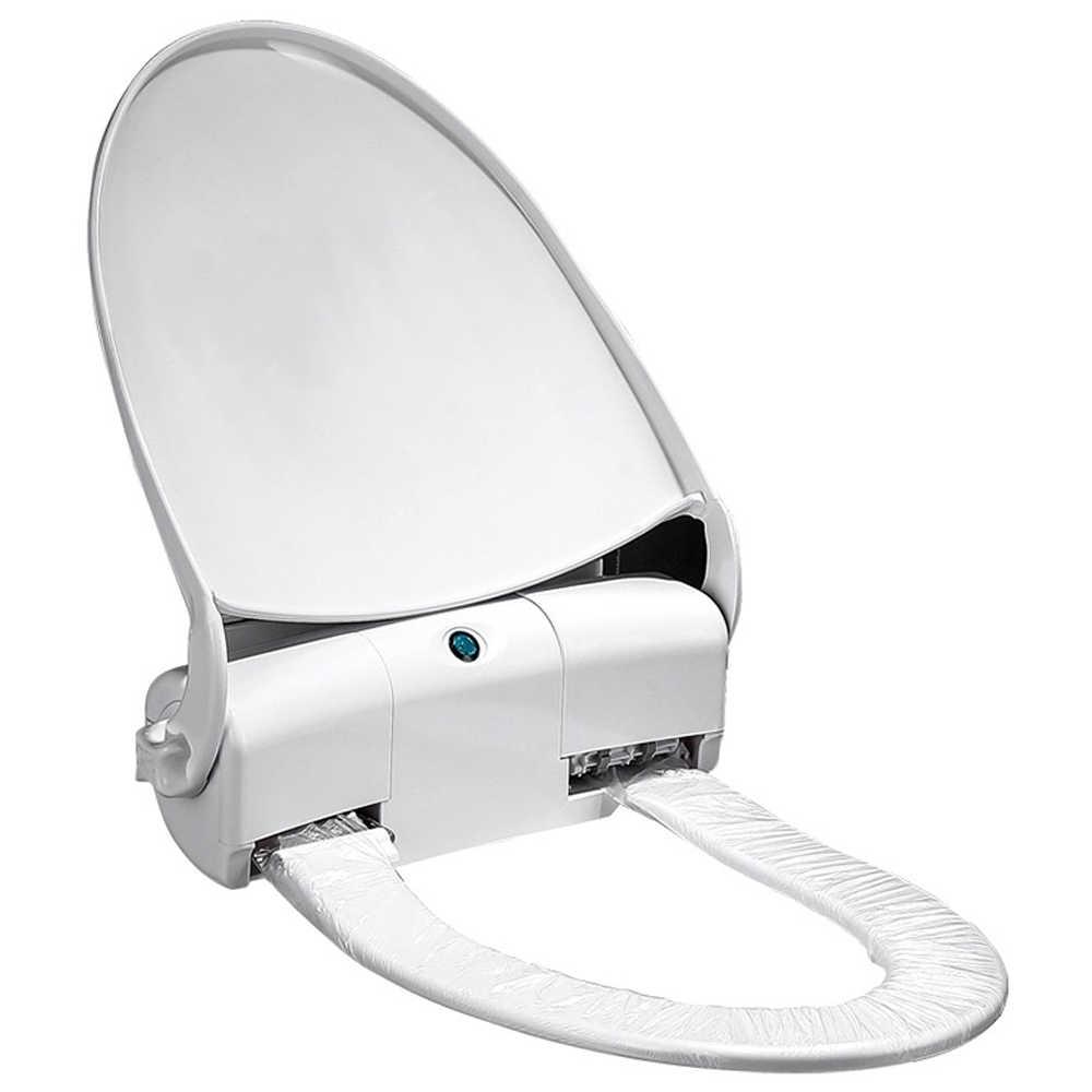 Superb 130 Times Automatic Disposable Sanitary Toilet Seats Lids Inzonedesignstudio Interior Chair Design Inzonedesignstudiocom