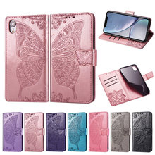 Case For iPhone 11 Pro Max 2019 X Xr Xs 8 7 6 6S Plus 5 5S SE Cute Leather Silicone Holder Wallet Cover Stand Phone Cover DP05F cute silicone stand audio amplifier for iphone 5 pink