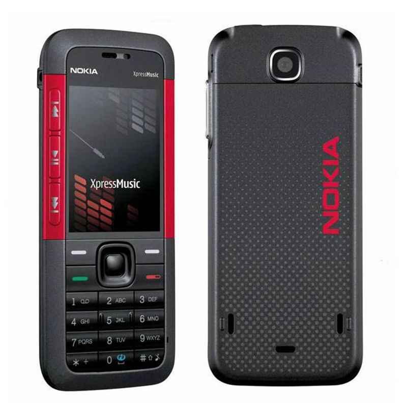 Nokia 5310 XpressMusic 5310XM Bluetooth Java lecteur MP3 Original débloqué téléphone Mobile reconditionné