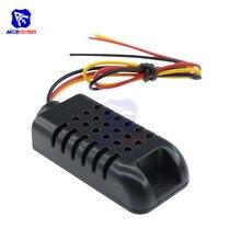 Diymore DHT21 AM2301 цифровой Температура на выходе датчик влажности модуль SHT11 SHT15 для Arduino ультра низкая мощность