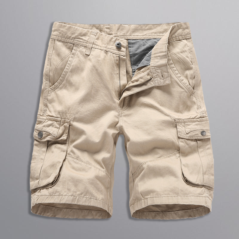 Fashion Mens Camouflage Casual Shorts Multi-Pocket Summer Beach Loose Pants 44