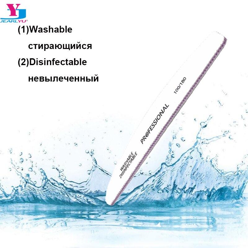 10pcs/lot Vijlen Nail File Vernis Semi Permanant Uv Nail Polish Double-sidedManicure For Nail Art Lixa De Unha Nails Files Toos