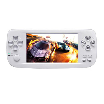 New 64 Bit 4.3 Inch Built-in 3000 Games PAP K3 For CP1/CP2/GBA/FC/NEO/GEO Format Games Portable HD Handheld Video Game Console(W
