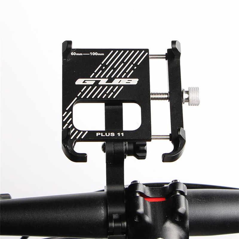otali.ru GUB PLUS 11 Алюминиевая Подставка для телефона на велосипед для 3,5-7 дюймов многоугольный вращающийся держатель телефона на велосипед мотоциклетный руль