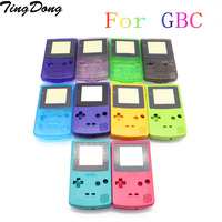 11sets For Game Boy Gameboy Color Shell Case Housing Cover Skin For GBC
