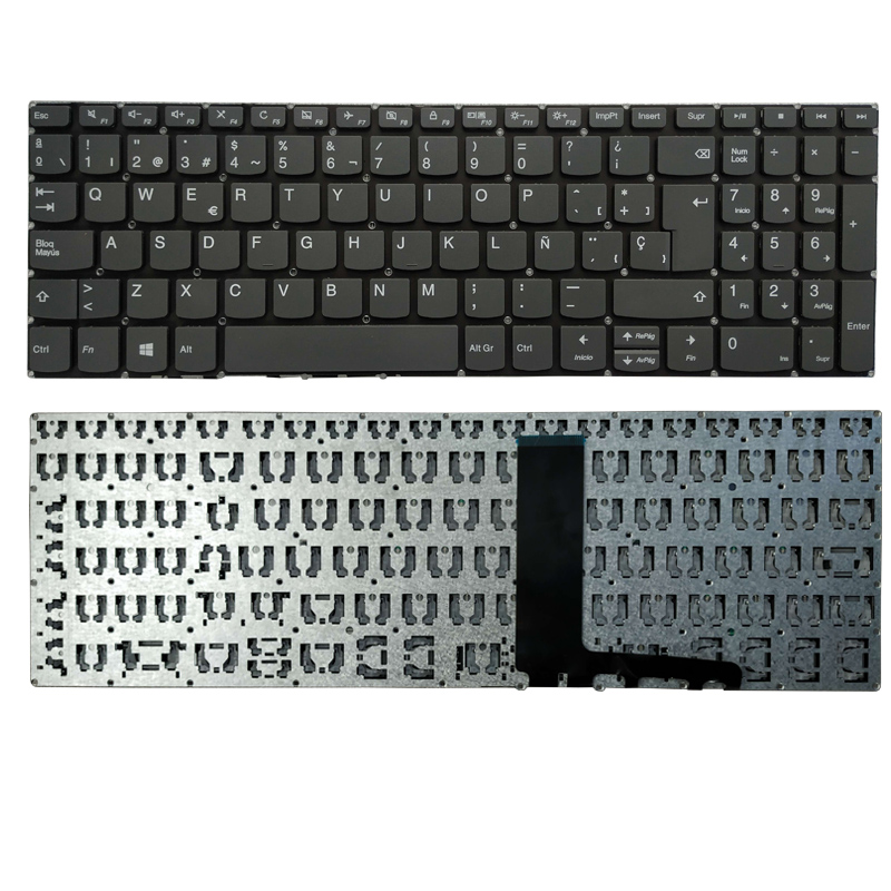 НОВЫЙ Испанский/SP Клавиатура для ноутбука Lenovo IdeaPad S340-15 s340-15iwl s340-15api s340-15iml s340-15iil без подсветки