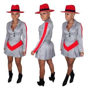 Image 3 - 2 pièces ensemble afrique vêtements africain Dashiki nouveau Dashiki mode costume (haut et pantalon) Super élastique fête grande taille pour dame