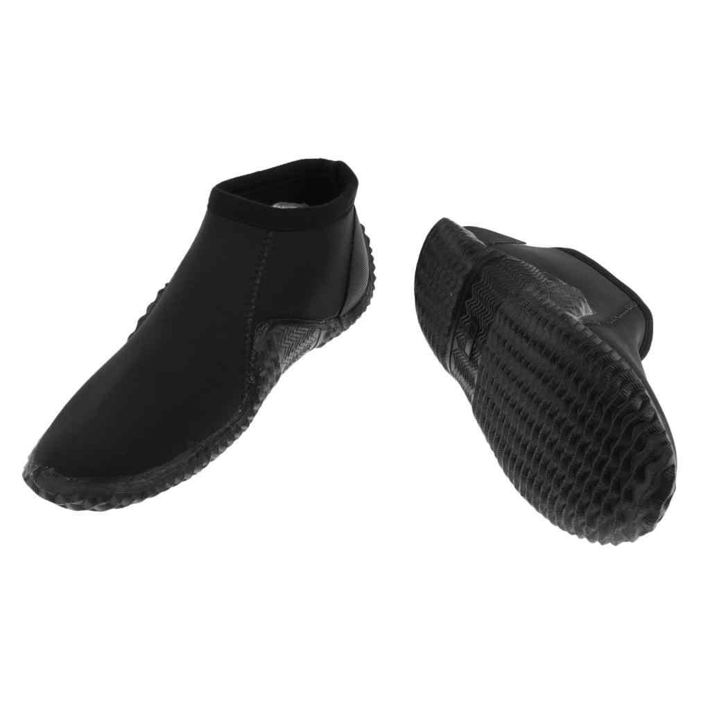 مقاومة للانزلاق النساء الرجال الغوص التمهيد أحذية رياضية المياه النيوبرين المطاط وحيد الرياضات المائية الغوص تصفح التجديف الغوص التمهيد