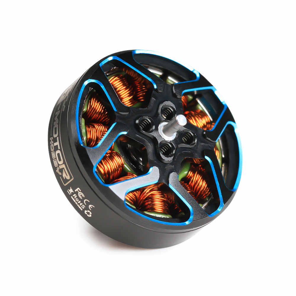 HGLRC 4pcs 1303.5 2500KV FPV Brushless Motor 4S 6S for FPV Racing Micro Whoop Toothpick Drone