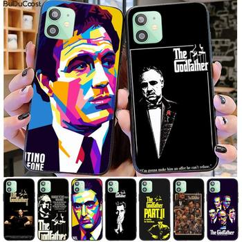 Benz The Godfather Don Corleone Hard Phone Case For iPhone 11 7 Case For iPhone 11 Pro Max X XS XR XS MAX 8 7 6s Plus 5 SE Case image