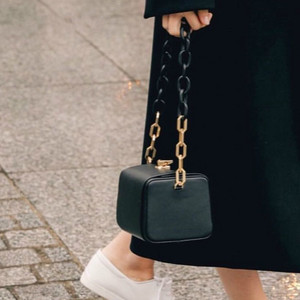 Image 3 - [BXX] Quality PU Leather Crossbody Bags For Women 2020 Box Shaped Shoulder Messenger Bag Lady Travel Handbags and Purses HJ716