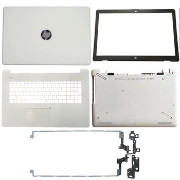 For HP 17-BS/AK/BR Series Laptop LCD Back Cover/Front bezel/LCD Hinges/Palmrest/Bottom Case 933293-001 926527-001 933298-001 gzeele new laptop lcd hinges for hp 17 ak 17 ak013dx 17 bs 17 bs019dx 17 bs057cl lcd screen hinges 926527 001