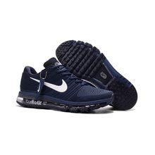 Offre Spéciale Nike Air MAX 2017 KPU BLEU Blanc En Cours D'exécution Chaussures de Sport Hommes Pleine Paume Nano Disu Technologie Chaussures De Sport Femmes Baskets