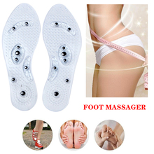 1Pair Slimming Insoles Magnetic Therapy for Weight Loss Insole Massage Foot Care Shoes Pad Health Care Comfort Pads Foot Care elino magnetic therapy massager insoles for men women promote blood circulation foot health care magnetoterap shoes insole