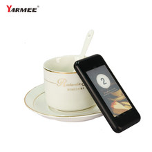 Restaurant pagering system 20 Channels Restaurant wireless calling Pager Waiter Wireless Queue System for Coffee Shop Hospital