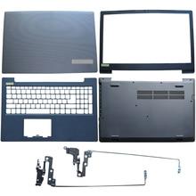 New Original Laptop LCD Back Cover/Front Bezel/Hinges/Palmrest/Bottom Case For Lenovo V130-15 V130-15IKB V330-15 цена 2017