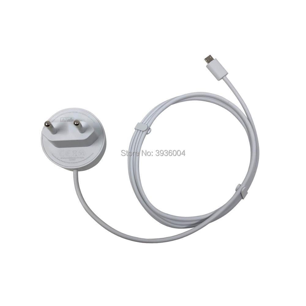 Оригинальный домашний концентратор, адаптер переменного тока, зарядное устройство с Micro-USB, 5 В, 1,8 А, G1009 для Google Home Mini (1-е поколение)