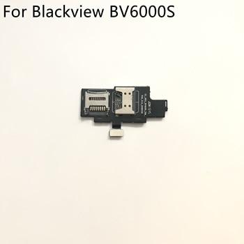 Blackview BV6000S New SIM Card Reader Holder Connector For Blackview BV6000S MT6737T 4.7inch HD 1280*720 Smartphone