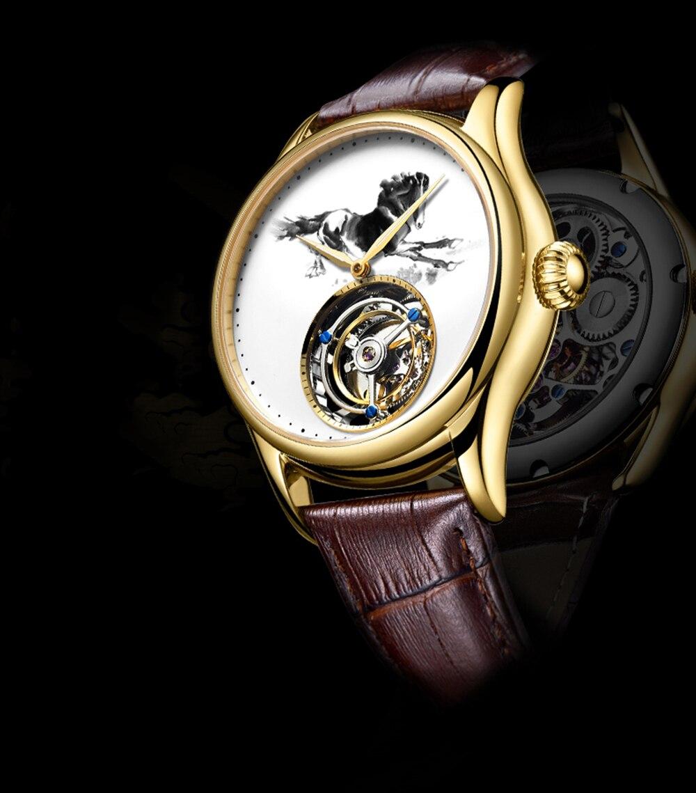 original relógios de luxo relogio masculino