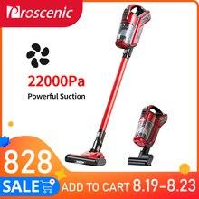 Proscenic I9 22000Pa Handheld Draadloze Stofzuiger Cycloon Draagbare Stofzuiger Voor Thuis Verticale Draadloze Carpet Cleaner