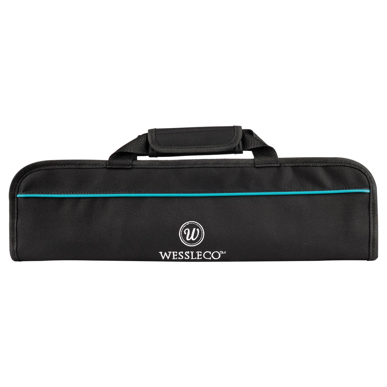 Нейлоновая сумка WESSLECO для шеф-повара, Складной Карманный чехол для кухонного ножа, чехол для школы, путешествий Вечерние