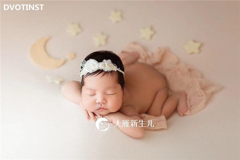 Dvotinst adereços para fotografia de bebê recém-nascido,