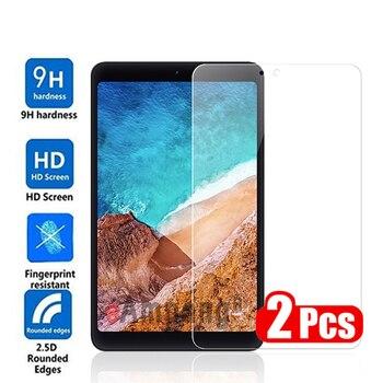 2 uds. Protector de pantalla 9H para Xiaomi Mi Pad 4 8,0 3 2 7,9, funda de vidrio templado para Xiaomi MiPad 4 3 2, película vidrio protectora