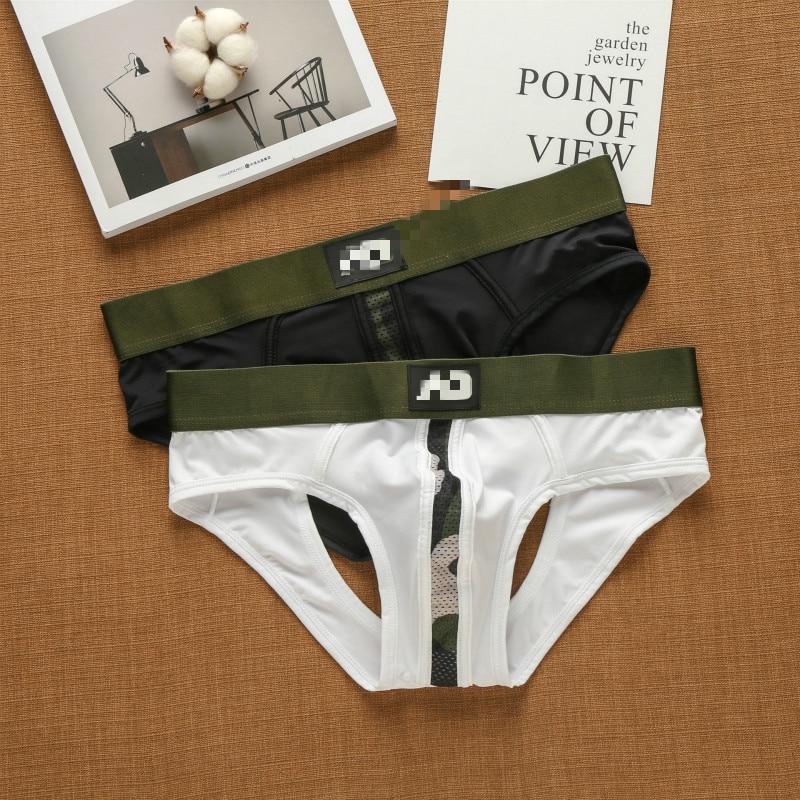 Men's G-Strings & Thongs Male Underwear Men's Horny Jockstrap Sexy Pants Men's Breathable Low Waist Jockstrap Exotic Male Thongs