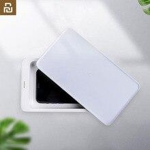Youpin beş çok fonksiyonlu sterilizasyon kutusu UV sterilizasyonu kablosuz şarj cep telefonu dezenfeksiyon kozmetik ve telefon