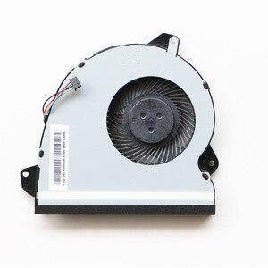 Дтс FJ5N вентилятор для ASUS ZX53VD ZX53VE ZX53VW ZX53V FX53V FX53VE GL553V GL553VD GL753V GL753VD Процессор Вентилятор охлаждения