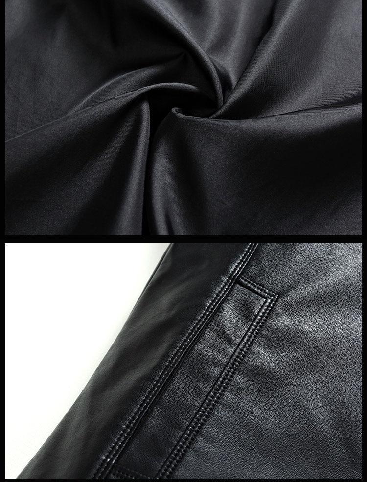 H1a25bc21dbae478ca85b884303d097fb7 Plus size men genuine leather jacket 4XL 5XL 6XL 2020 spring and autumn zipper male sheepskin leather jacket father outwear P07