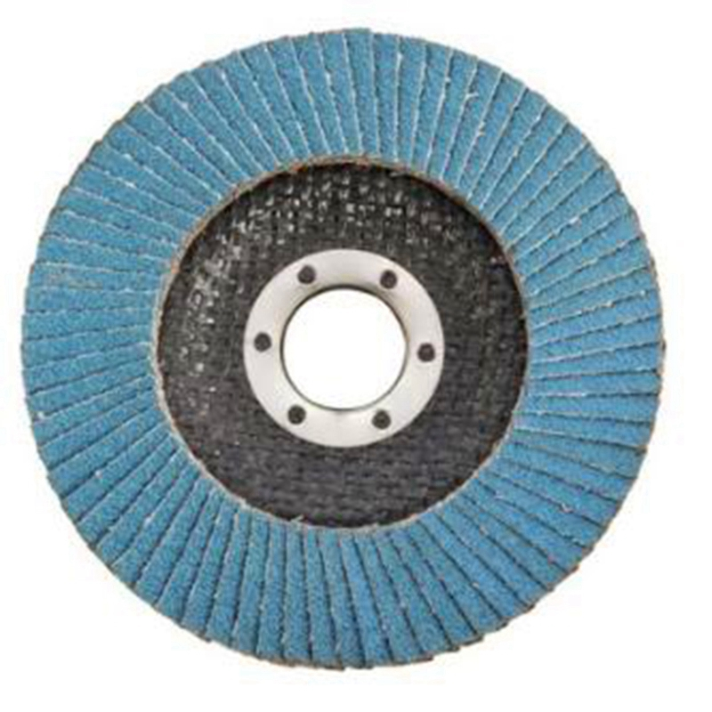 10Pcs Professional Flap Discs 115Mm 4.5 Inch Sanding Discs 40 Grit Grinding Wheels Blades For Angle Grinder
