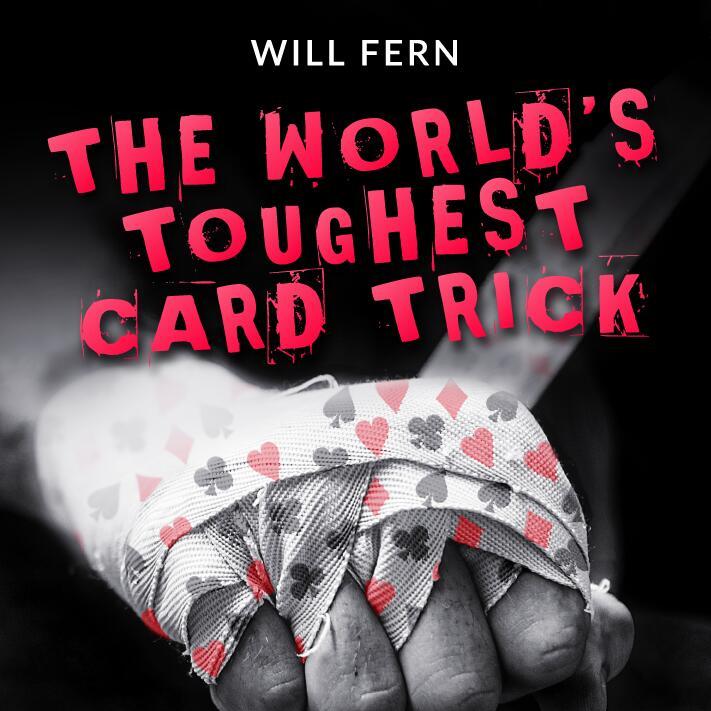 Truque de cartas mais difícil do mundo por will fern truques de magia|Truques de mágica|   -