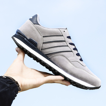 Mring retro sneakers jogging shoes casual running shoes men