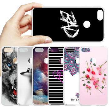 Ojeleye DIY Silicon Case For TP-LINK Neffos C9A Case Soft TPU Cartoon Cover For TP-LINK C9A C9 Max C9S Cover Anti-knock Shell чехол для neffos c9 max trpansparent c9 max pc t