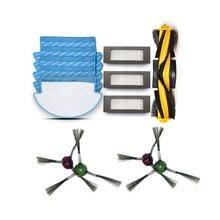 SANQ Robot Aspirapolvere HEPA Filtro Mop per Ecovacs Deebot OZMO 902 Robot Vacuum Cleaner Accessori