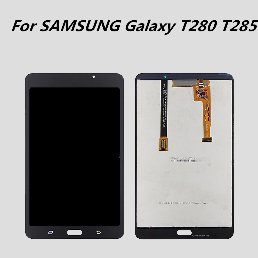 For SAMSUNG Galaxy T280 LCD Touch Screen 7