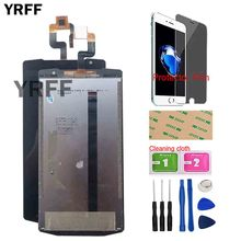 LCD Display For Oukitel K10000 LCD Display Touch Screen Digitizer Assembly LCDs Tools 5.5