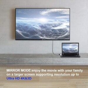 Image 5 - Displayport ケーブル 144 120hz の表示のポートケーブル 1.2 4 18k 60 60hz の hd 3D hdtv 用グラフィックスカードプロジェクター displayport displayport ケーブル