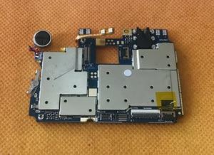 Image 1 - Gebruikt Originele moederbord 4G RAM + 64G ROM Moederbord voor HOMTOM ZOJI Z8 MTK6750 Octa Core Gratis Verzending