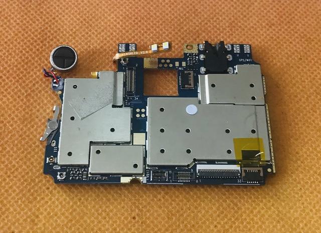 Gebruikt Originele moederbord 4G RAM + 64G ROM Moederbord voor HOMTOM ZOJI Z8 MTK6750 Octa Core Gratis Verzending