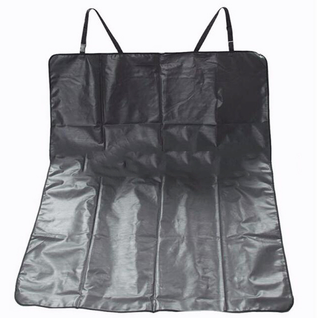 NEW Dog Car Seat Cover 100% Waterproof Pet Dog Travel Mat Mesh Dog Carrier Car Hammock Cushion Protector 3