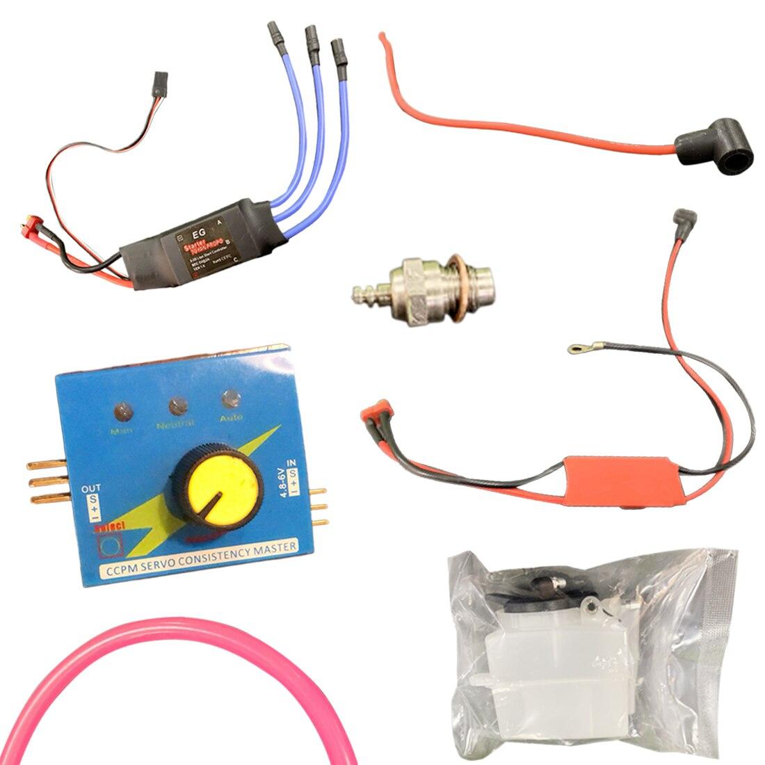 Starting Kit For TOYAN Four Stroke Methanol Model Engine For TOYAN FS-S100、FS-S100G