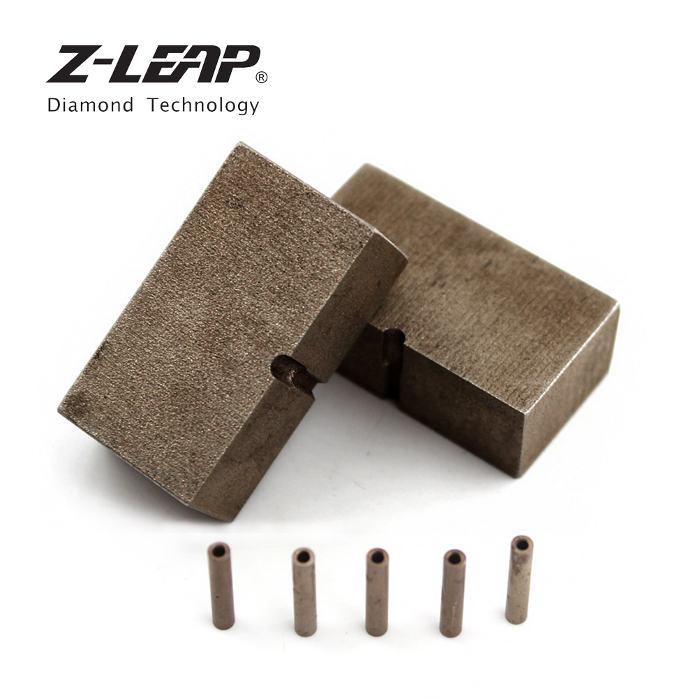 Z-LEAP 2.2mm Diamond Wire Saw Connectors And Extrusion Molding Module Cutting Saw Joints Sleeves Wire Accessories Combination